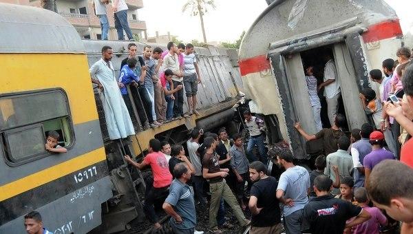 Число погибших  выросло до  36 человек— трагедия  вЕгипте