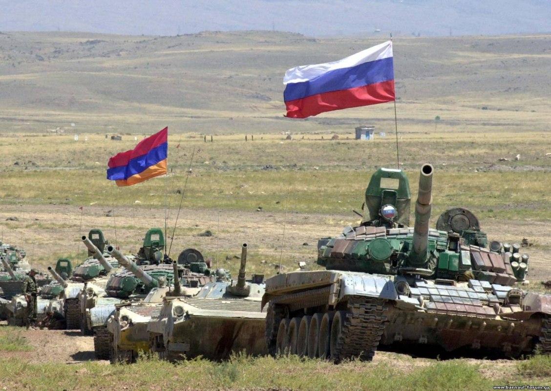 Парламент Армении рассматривает регламент объединённой группировкиВС сРоссией