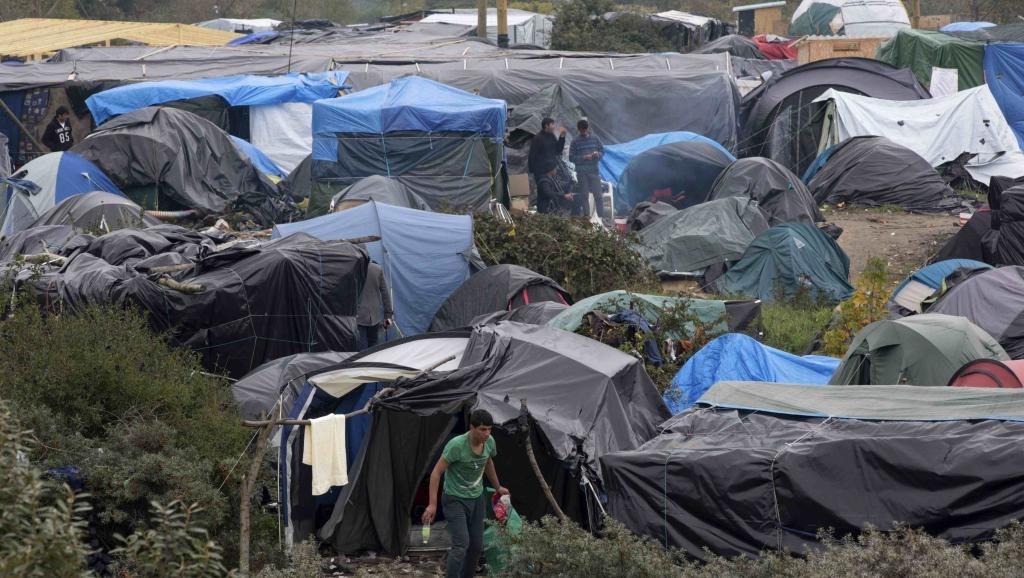 Английское руководство оплатит строительство «антимигрантской» стены