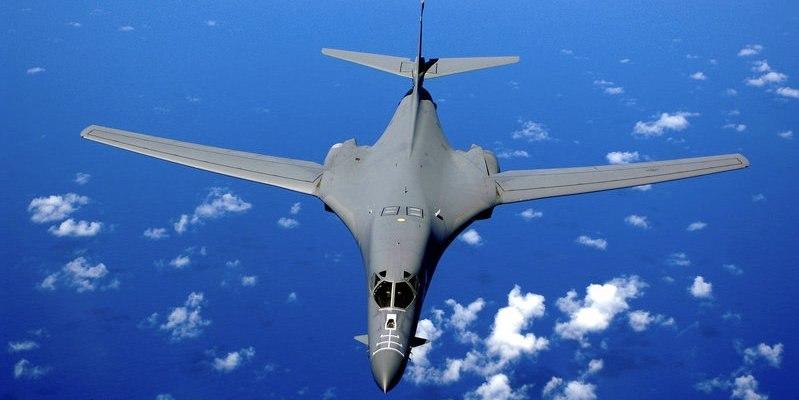 США перебросили наавиабазу Англии два бомбардировщика