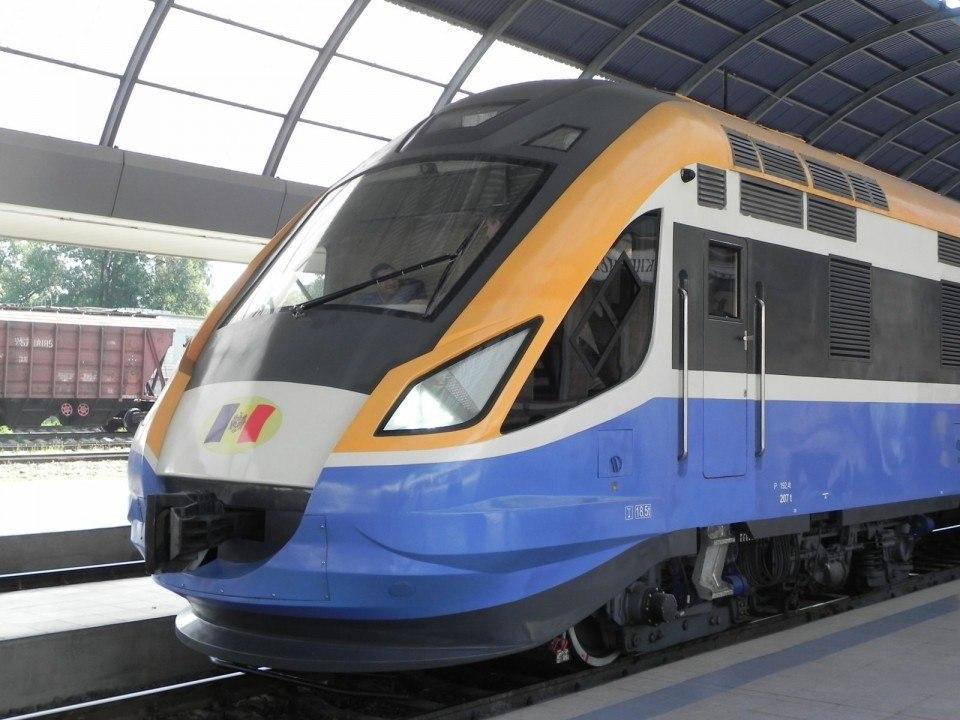 ИзОдессы будет курсировать современный поезд сWi-Fi икондиционером
