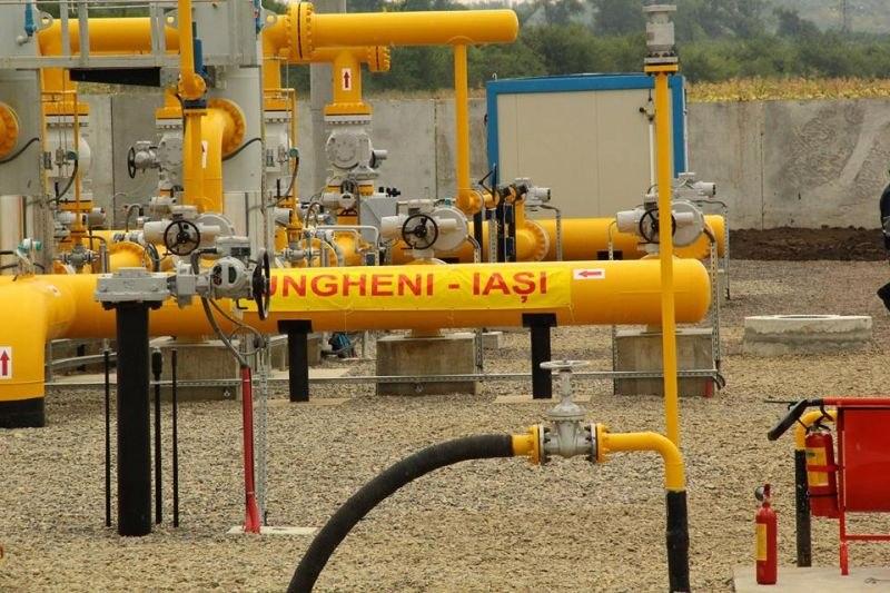 Молдова получит 41млневро назавершение работ построительству румынского газопровода