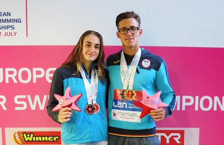 Алтайский пловец стал серебряным призёром главенства Европы