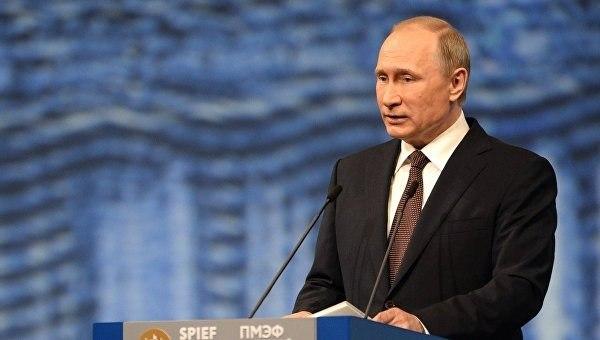 Европе ненужно перекладывать ответственность законфликт вУкраинском государстве наРФ— Путин