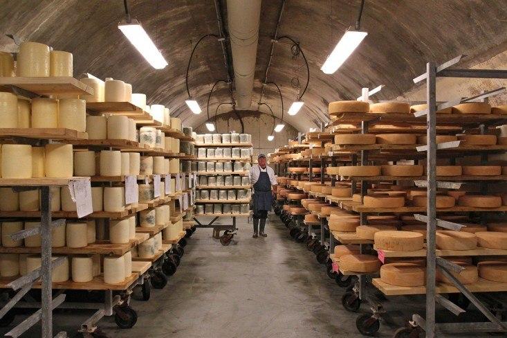 Британцы будут добывать газ из сыра