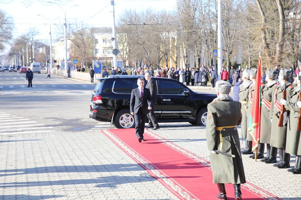 Городецкая оявке навыборах вПриднестровье: «Хороший результат»