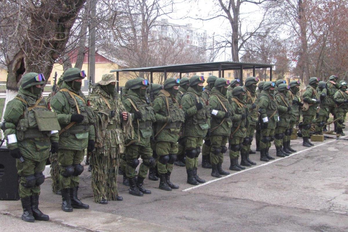 Галбур повторил просьбу вОБСЕ овыводе русских войск изПриднестровья