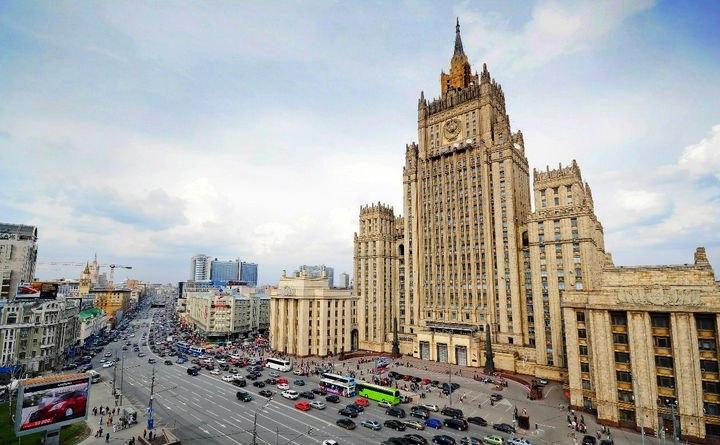 Захарова увидела дискриминацию русских вгосударстве Украина