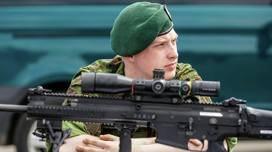 Стало известно, какое оружие Литва передаст Украине— Безвозмездная помощь
