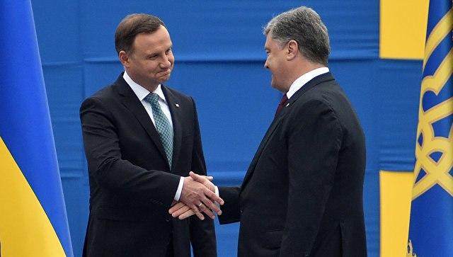 Украина иПольша просят мировое сообщество сильнее давить на РФ