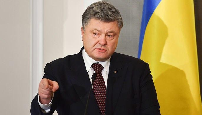 Украинский суд обязал возбудить дело против Порошенко