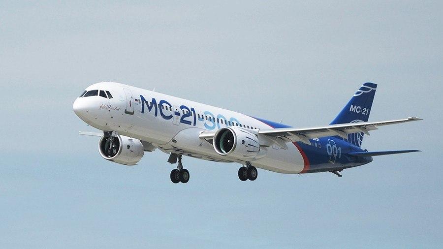 В РФ создадут ОС для самолетов