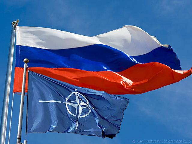 НАТО отказалось отвоенного сотрудничества сРоссией