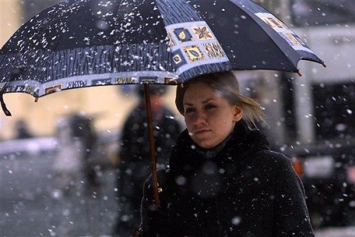 Погода а украине на август