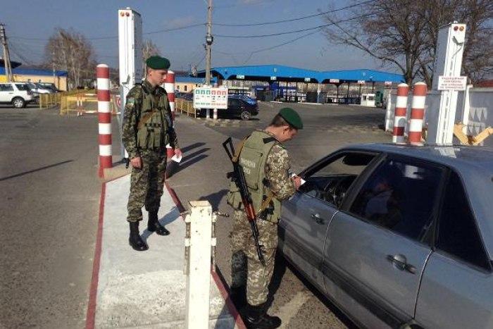 проезд границы украина приднестровье временем