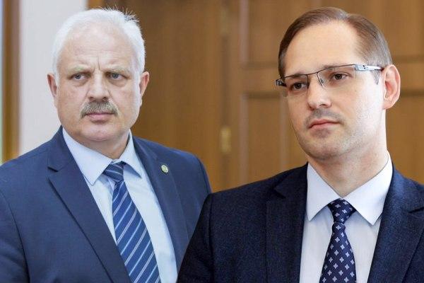 Игнатьев и Шова